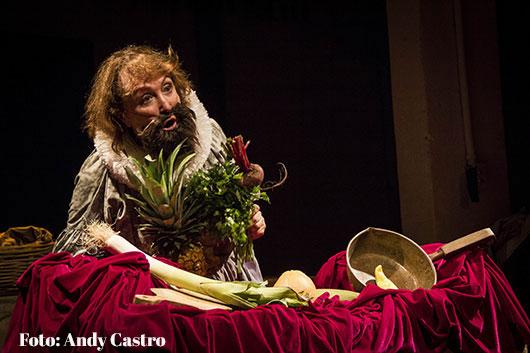 Don Quijote Historias Andantes Foto: Andy Castro