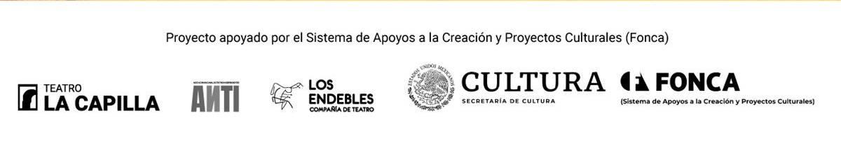 Proyecto apoyado por el Sistema de Apoyos a la Creación y Proyectos Culturales (FONCA)